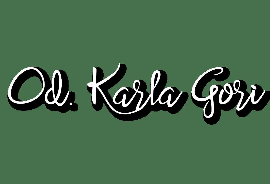Firma Digital Karla Gori Odontología Endodoncia Bogotá Cedritos